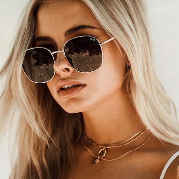 9a0018014f NEW Quay Jezabell Sunglasses. M 5bb94fb4f63eea3c48de219a